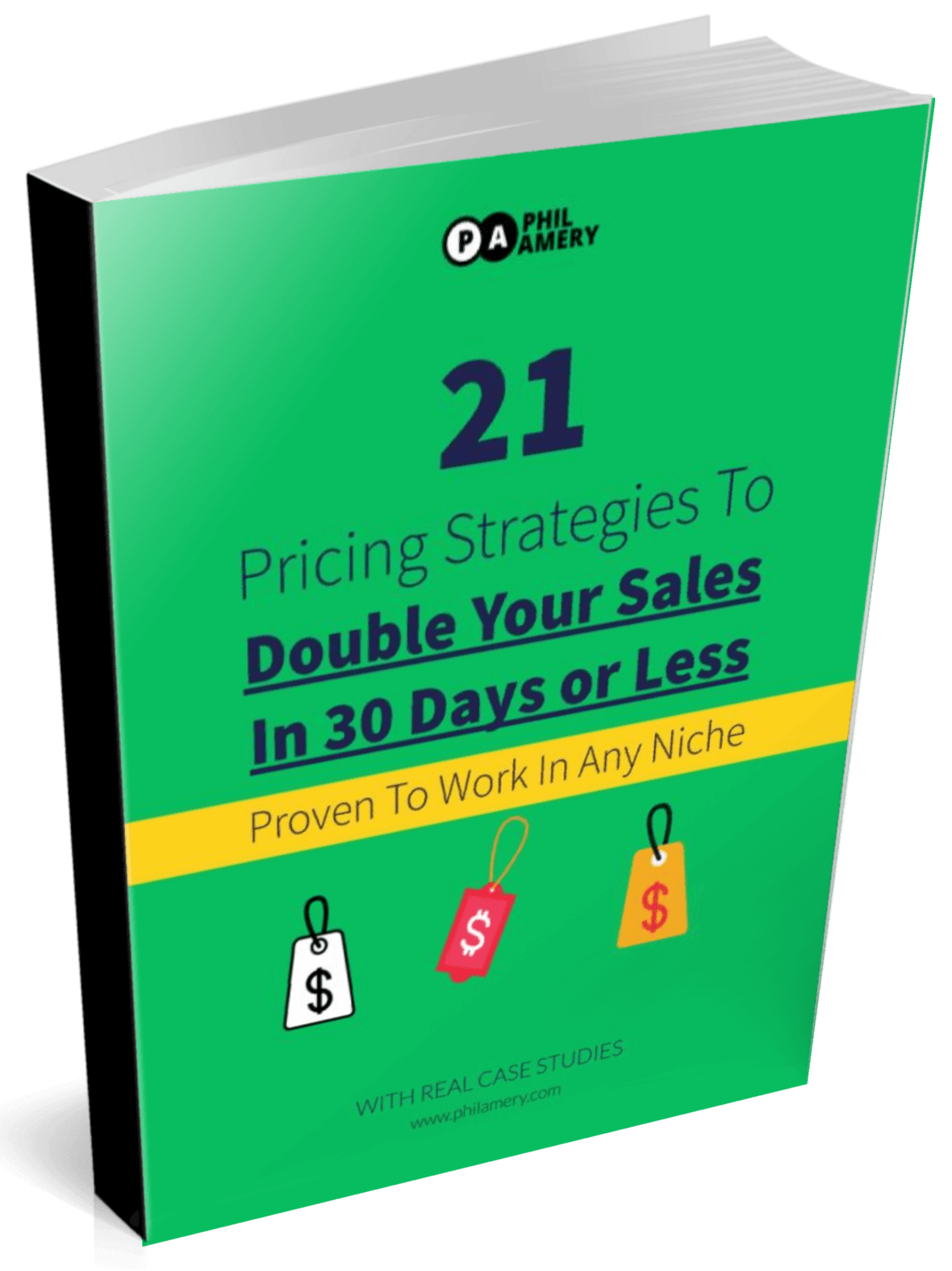 Pricing Strategies To Double Your Sales In 30 Days or Less